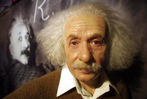 爱因斯坦的名言
