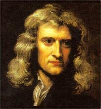 牛顿的故事